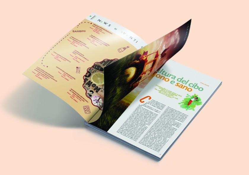 magazine Eataly
