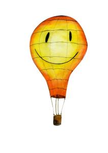 happy hot baloon