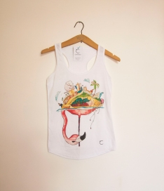 canottiera cagliari t-shirt