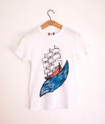 veliero uomo t-shirt